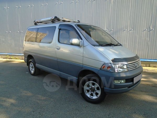 Toyota Hiace Regius, 1999 год, 525 000 руб.