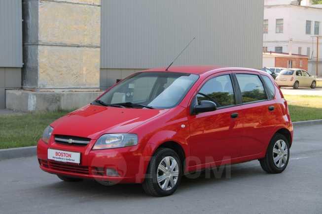Chevrolet Aveo, 2007 год, 263 000 руб.