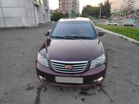 Красноярск Emgrand EC7 2014
