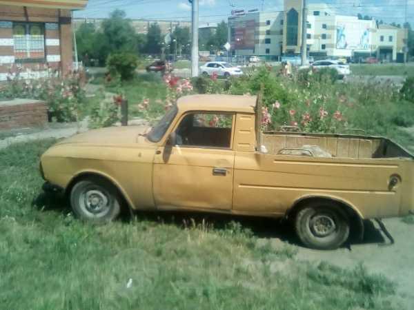 ИЖ 2715, 1991 год, 20 000 руб.