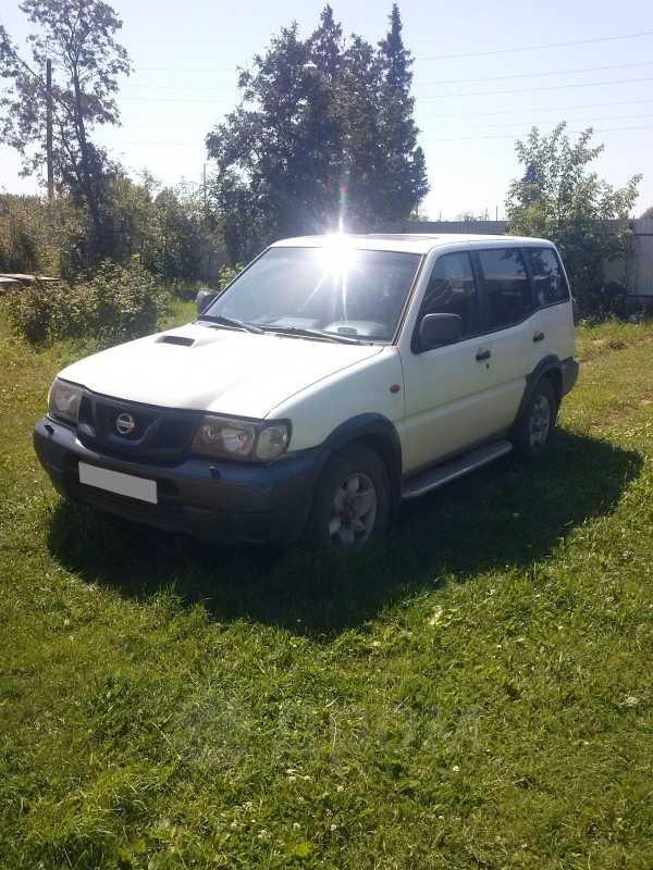 Nissan Terrano II, 2003 год, 375 000 руб.