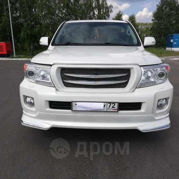 Toyota Land Cruiser, 2012 год, 2 680 000 руб.