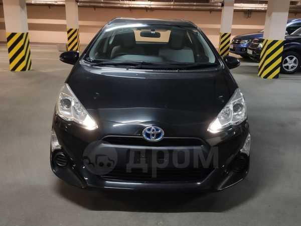 Toyota Aqua, 2017 год, 595 000 руб.
