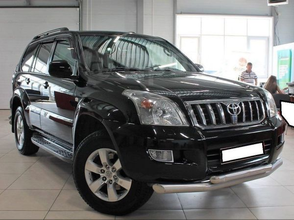 Toyota Land Cruiser Prado, 2008 год, 1 360 000 руб.