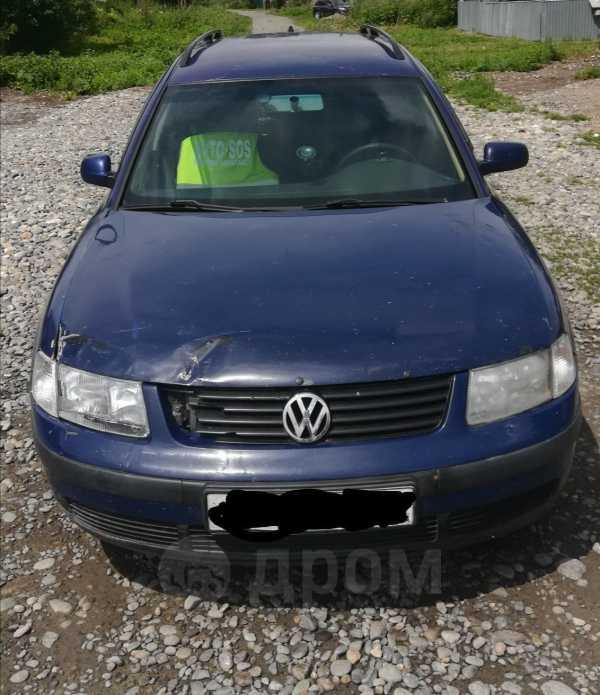 Volkswagen Passat, 1999 год, 155 000 руб.