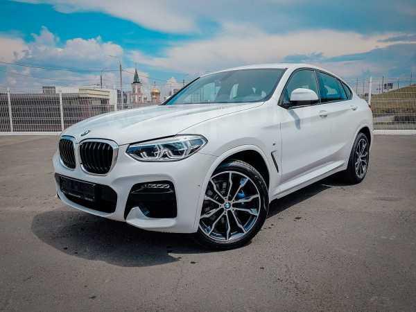 BMW X4, 2020 год, 4 920 000 руб.