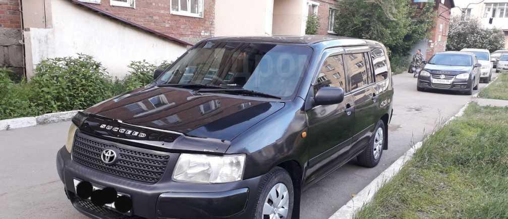 Toyota Succeed, 2002 год, 310 000 руб.