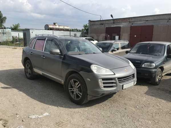 Porsche Cayenne, 2007 год, 600 000 руб.
