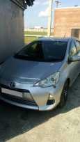 Toyota Aqua, 2013 год, 537 000 руб.