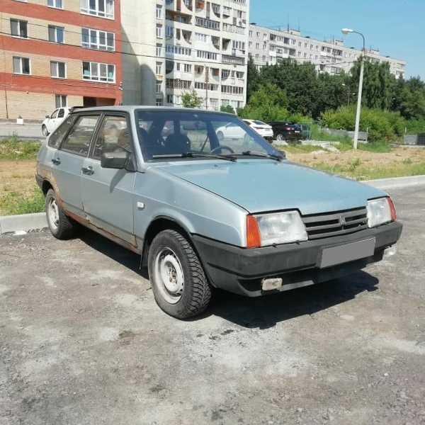 Лада 2109, 1998 год, 24 000 руб.
