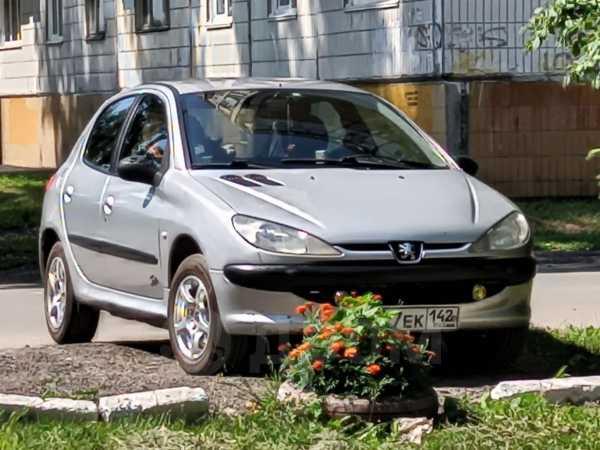Peugeot 206, 2000 год, 115 000 руб.