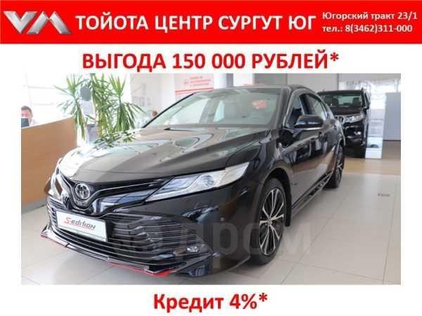 Toyota Camry, 2020 год, 2 310 000 руб.