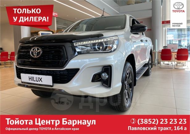 Toyota Hilux Pick Up, 2019 год, 3 284 000 руб.
