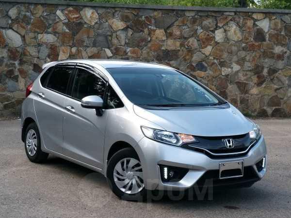 Honda Fit, 2017 год, 688 000 руб.