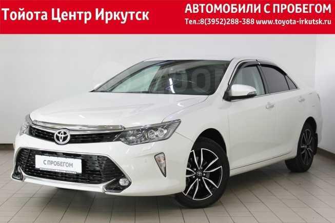 Toyota Camry, 2017 год, 1 530 000 руб.