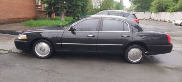 Новосибирск Town Car 2006