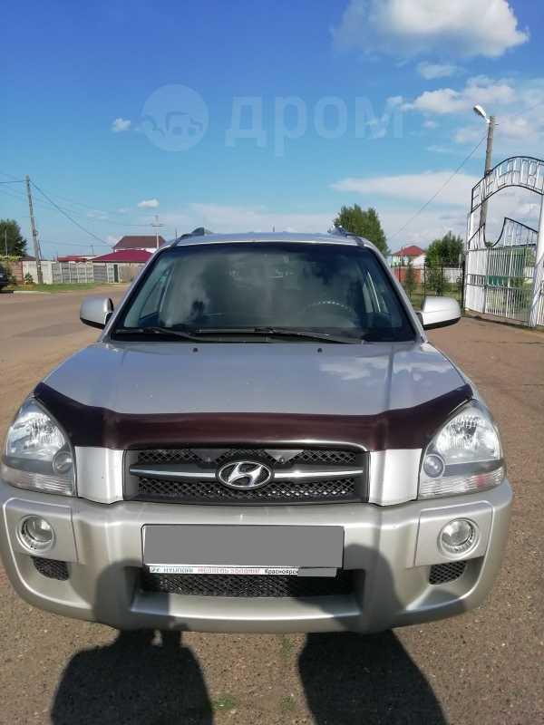 Hyundai Tucson, 2007 год, 479 000 руб.