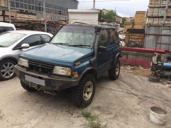 Suzuki Escudo, 1991 год, 185 000 руб.