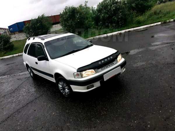 Toyota Sprinter Carib, 1998 год, 225 000 руб.