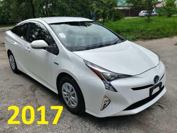 Toyota Prius, 2017 год, 970 000 руб.