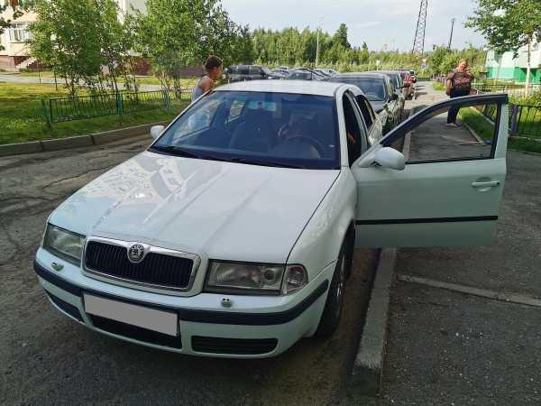Skoda Octavia, 2002 год, 250 000 руб.