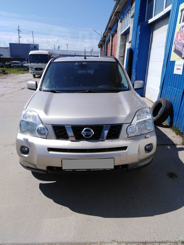 Nissan X-Trail, 2010 год, 720 000 руб.