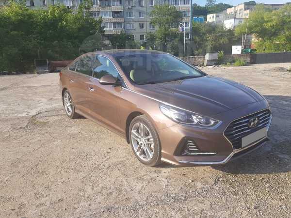 Hyundai Sonata, 2017 год, 1 570 000 руб.