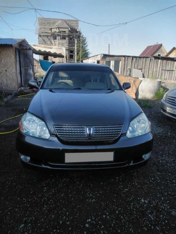 Toyota Mark II, 2002 год, 230 000 руб.