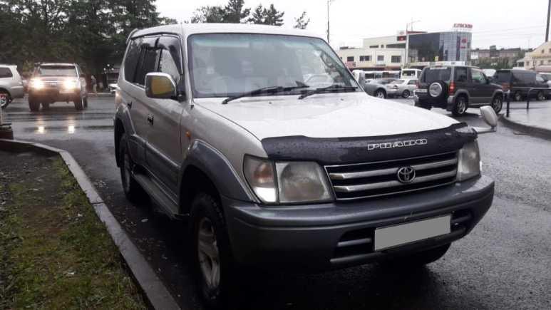 Toyota Land Cruiser Prado, 1996 год, 670 000 руб.