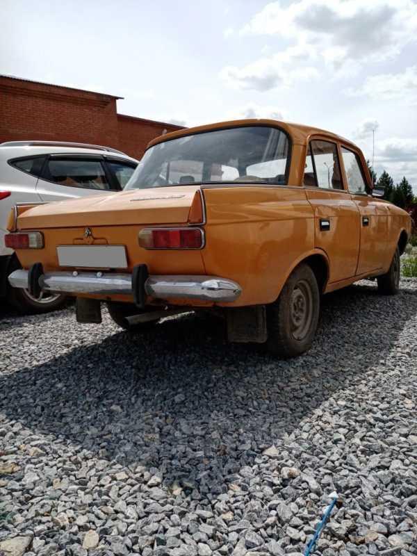 Москвич 412, 1986 год, 30 000 руб.