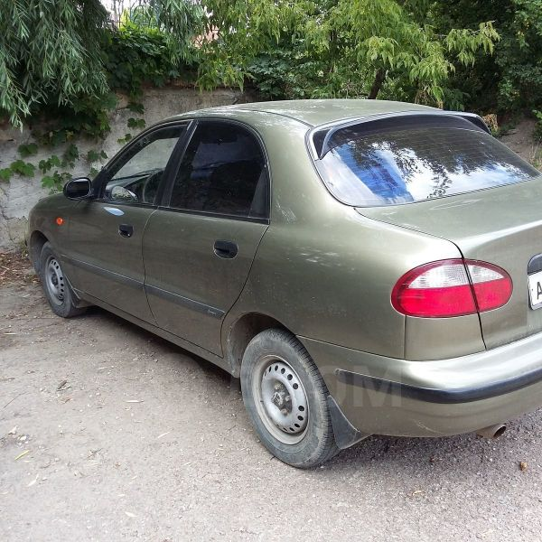 Daewoo Sens, 2005 год, 135 000 руб.