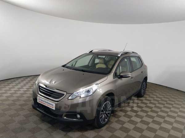 Peugeot 2008, 2014 год, 560 000 руб.