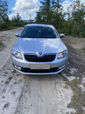 Новый Уренгой Octavia 2015