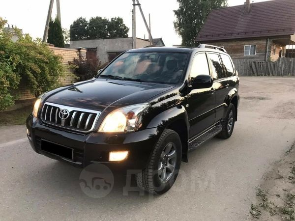 Toyota Land Cruiser Prado, 2007 год, 1 140 000 руб.