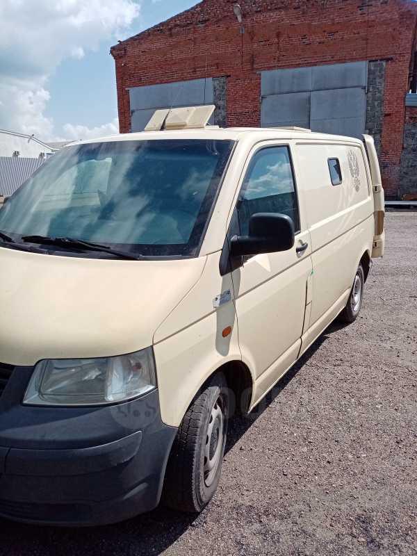 Volkswagen Transporter, 2007 год, 400 000 руб.