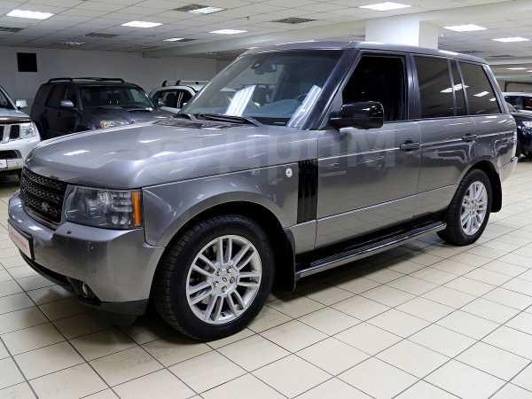 Land Rover Range Rover, 2009 год, 1 065 000 руб.