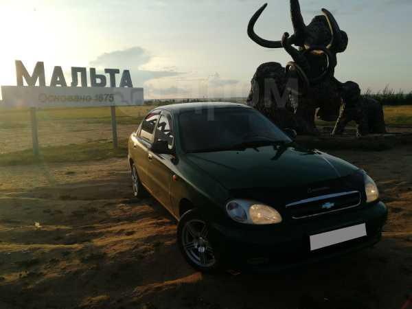 Chevrolet Lanos, 2007 год, 135 000 руб.