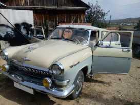 Агинское 21 Волга 1964