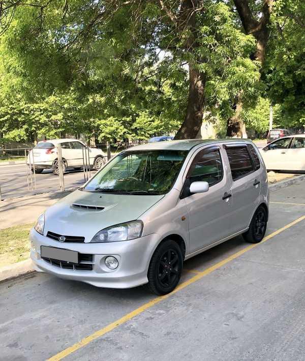 Daihatsu YRV, 2002 год, 205 000 руб.