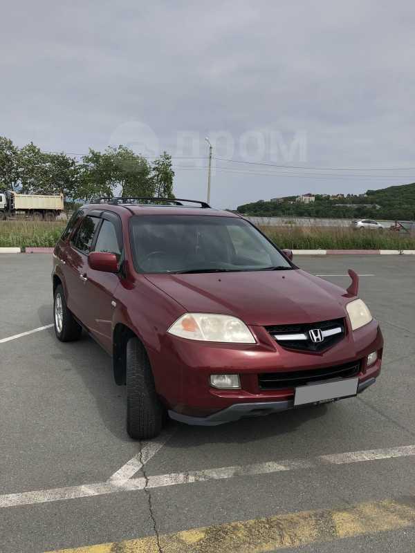 Honda MDX, 2004 год, 520 000 руб.