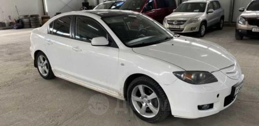 Mazda Mazda3, 2005 год, 185 000 руб.