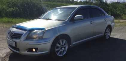 Кола Avensis 2007