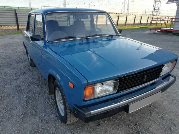 Лада 2105, 2007 год, 122 000 руб.