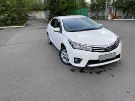 Горно-Алтайск Corolla 2013