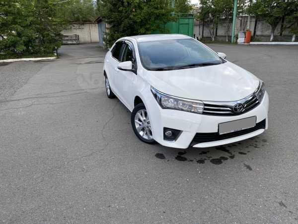 Toyota Corolla, 2013 год, 840 000 руб.