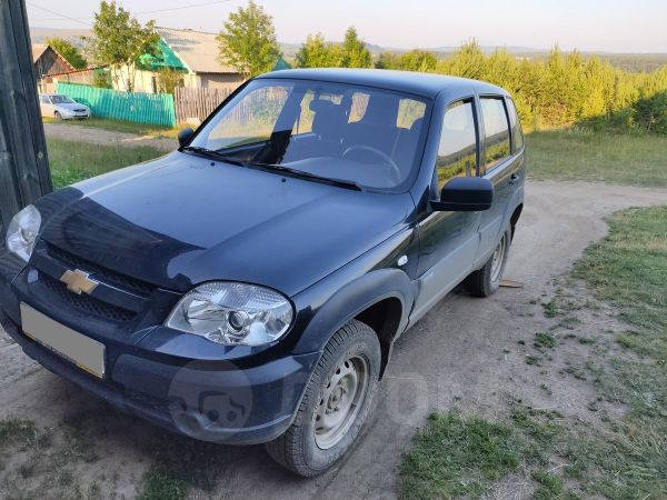 Chevrolet Niva, 2013 год, 315 000 руб.