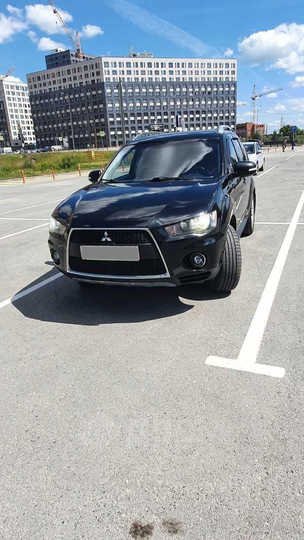 Mitsubishi Outlander, 2009 год, 699 000 руб.