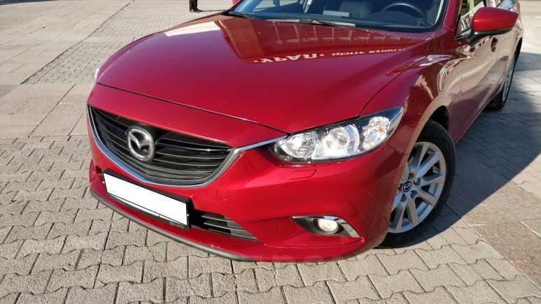 Mazda Mazda6, 2018 год, 1 349 000 руб.