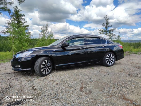 Honda Accord, 2015 год, 1 300 000 руб.