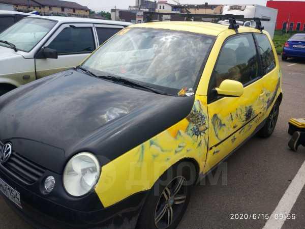 Volkswagen Lupo, 1999 год, 65 000 руб.